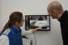 Modernste digitale Röntgentechnik